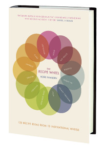 Rosie Ramsden's fab new book, The Recipe Wheel
