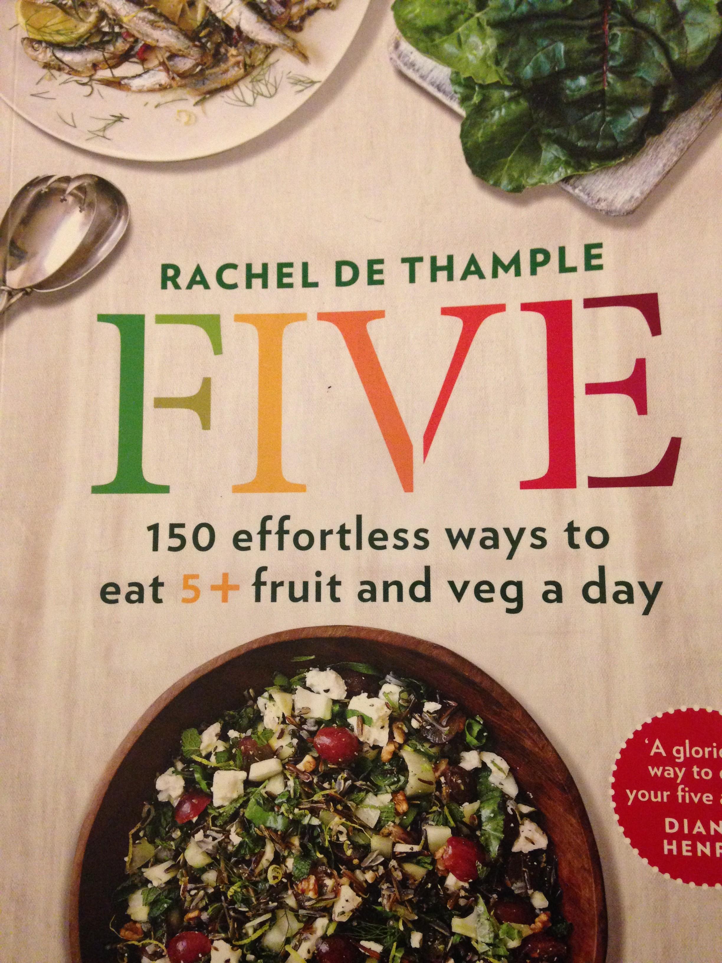 FIVE cookbook